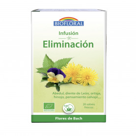 Eliminación - x 20 g | Biofloral