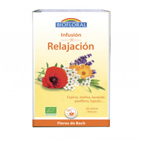 Relajación - x 20 g | Biofloral