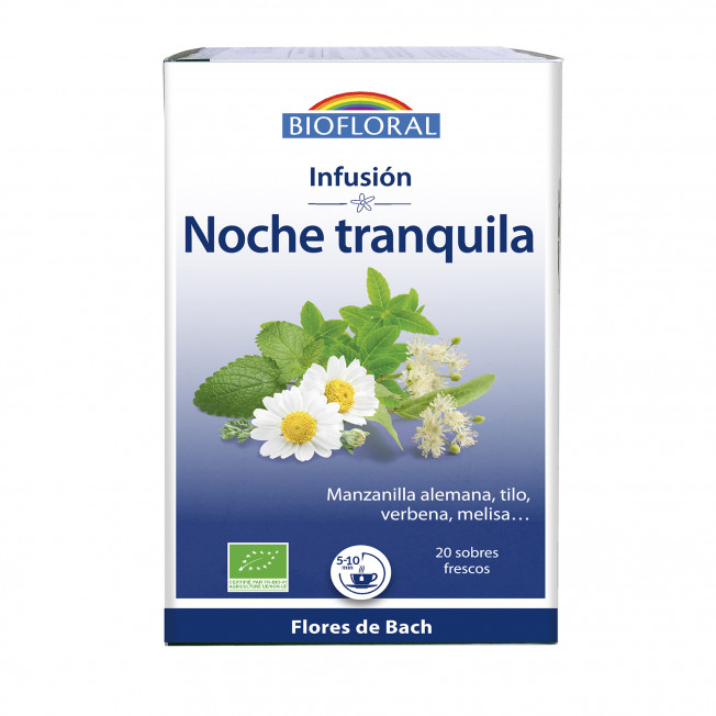 Noche tranquila - x 20 g | Biofloral