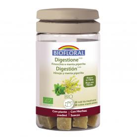 Cubos masticables - Digestión - 60 g | Biofloral